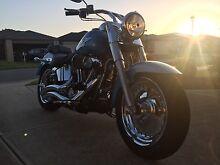 Harley Davidson Fat Boy Carrum Downs Frankston Area Preview