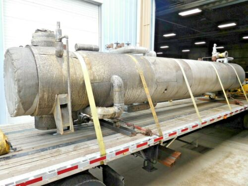 MO-3191, SOUTHWESTERN ENGINEERING SHELL & TUBE HEAT EXCHANGER. 475/510 F. 304SS.