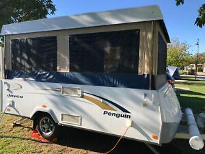 Jayco Penguin Popup Caravan 2008