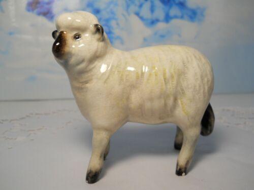 Vintage Beswick England Lamb / Sheep Figure
