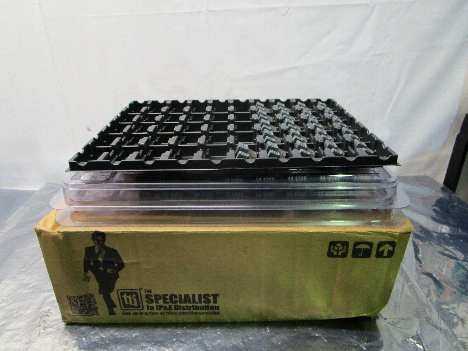 1 LOT of 105 AMPHENOL TCSJX20050062 CONNECTOR, 102062