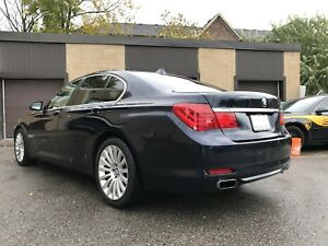 BMW 750i xdriver 2012 amazing price executive pkg