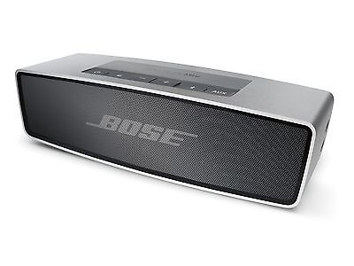 NEW BOSE SOUNDLINK MINI BLUETOOTH SPEAKER - WIRELESS SOUND LINK PORTABLE on Rummage