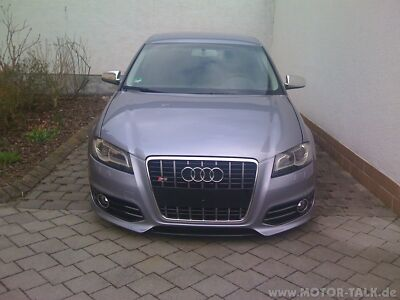Facelift S3 Front mit GAS