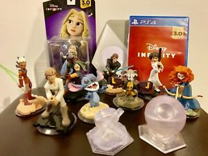 Disney Infinity game & characters