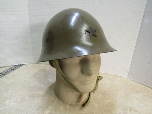 Original WW2 Imperial Japanese Army Helmet T 90