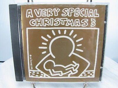 A VERY SPECIAL CHRISTMAS #3 CD Album - 1997 Special Olympics International ()