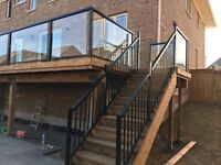 Backyard Decks by Parker Contracting