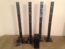 Wireless surround sound speaker system with DVD player Geraldton 6530 Geraldton City Preview