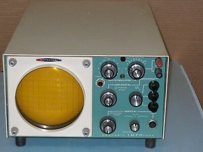 Heathkit Imp Scope Ev - 3