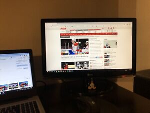 Monitor LG 22 pouces
