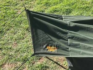 DRIFTER PIONEER TRADITIONAL SINGLE SWAG - GREAT FOR BIKERS - NEW