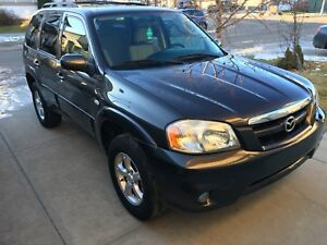 2006 Mazda Tribute 2.3 fwd no accidents /issue free/clean