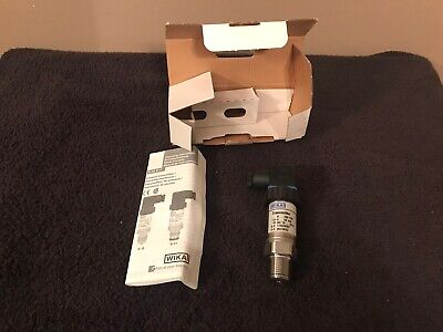 Wika 8643652 Pressure Transmitter