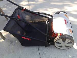 AL-KO Push Lawn Mower & Catcher Windsor Brisbane North East Preview