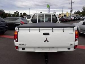 2011 Mitsubishi Triton GLX 4x4 Dual Cab Ute