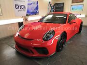 Porsche 991.2 GT3*CLUBSPORT*918er*LED*LIFT*VOLLLEDER*NEU