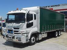 2013 Mitsubishi FV 6x4 ** 400hp Tautliner ** Old Guildford Fairfield Area Preview
