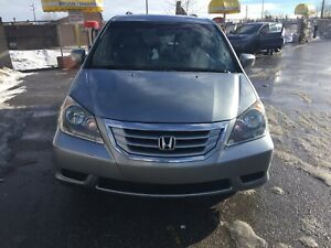 2008 Honda Odyssey exl fully loaded