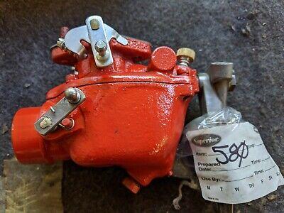 Ford 600 800 Marvel Schebler Tsx 593 Carburetor