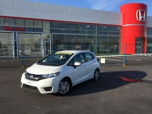 2016 Honda Fit LX Wow Garantie Honda Plus inclus