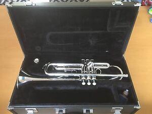 Trumpet - Yamaha YTR2330 Silver Forestville Warringah Area Preview