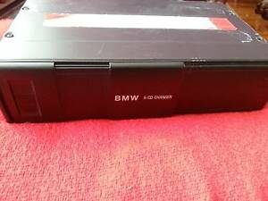 BMW 6-cd changer with cassette holder No 65-12-8 361 584 p/u 2207 Bexley Rockdale Area Preview