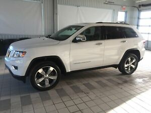 2016 Jeep Grand Cherokee LIMITED - V6 3.6L - AWD - SEULEMENT 36