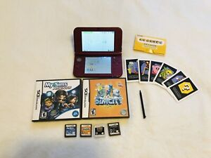 * new* Nintendo 3DS xl with games