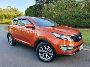 2014 Kia Sportage SLi Automatic SUV - AWD - SAT NAV - LEATHER Sippy Downs Maroochydore Area Preview