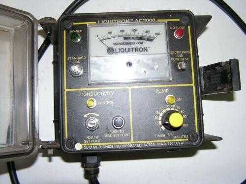 LMI Liquitron AC2000 Pump Controller ac2015-11