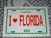 Florida Souvenir Playing Cards