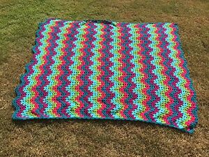 Crochet Baby Blanket Capalaba Brisbane South East Preview