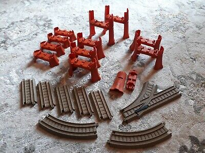 Fisher-Price Thomas & Friends TrackMaster, Track Pack and Train Stump Risers
