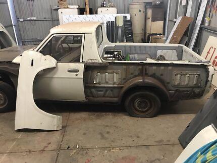 Datsun 1200 ute Loxton Loxton Waikerie Preview