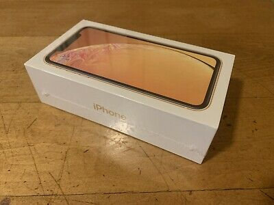 Sealed Apple iPhone XR 64GB Yellow | Bought Through AT&T | May Be Able To Unlock