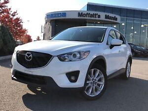2014 Mazda CX-5 GT AWD GT AWD LEATHER, BOSE, SUNROOF, BLINDSPOT,