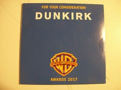 Dunkirk FYC Best Original Score CD Music by Hans