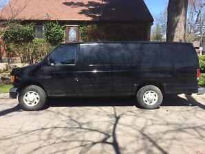 FORD E350 SuperDuty Extended Van