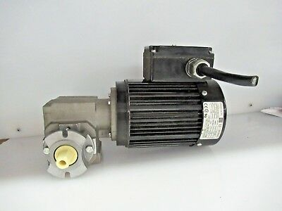 Bodine Electric Motor 42y6bfpp With Bosch Gear Reducer 3 842 503 067
