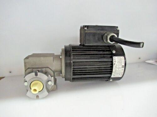 BODINE ELECTRIC MOTOR 42Y6BFPP WITH BOSCH GEAR REDUCER 3 842 503 067