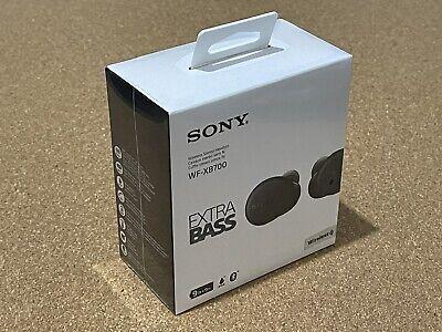 Sony WF-XB700 Extra Bass Bluetooth Wireless Earbuds