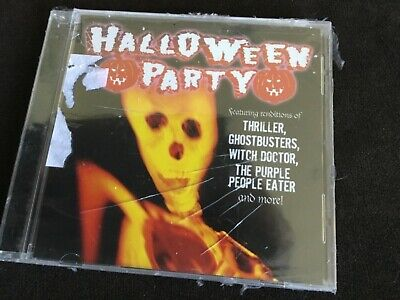 Halloween Party Music Thriller (Halloween Party CD Michael Jackson Thriller)