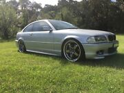 2002 bmw 330ci manual supercharged 100,000klm Cranbourne Casey Area Preview