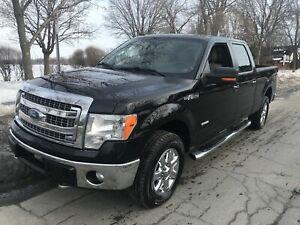 2013 Ford F-150 2013 Ford F-150 - 4WD SuperCrew 145 XTR