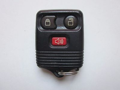 OEM FACTORY FORD 3 BUTTON KEYLESS REMOTE ENTRY FOB CLICKER ALARM