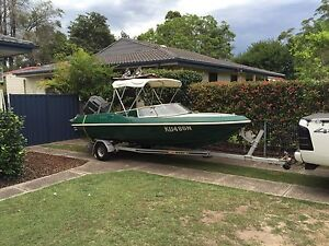 Pride panther ski/ fishing boat Raymond Terrace Port Stephens Area Preview