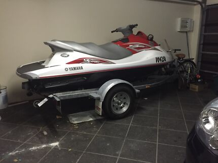 Yamaha VX Sport 3-seater JetSki - 9 hours only Paradise Point Gold Coast North Preview