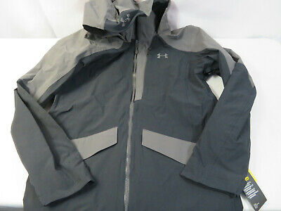 Under Armour Storm OS Better Boundless 1315979-001 Ski Snowboard Shell Jacket (Best Waterproof Windbreaker Jacket)