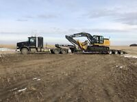 Demolition, concrete removal and earthmoving